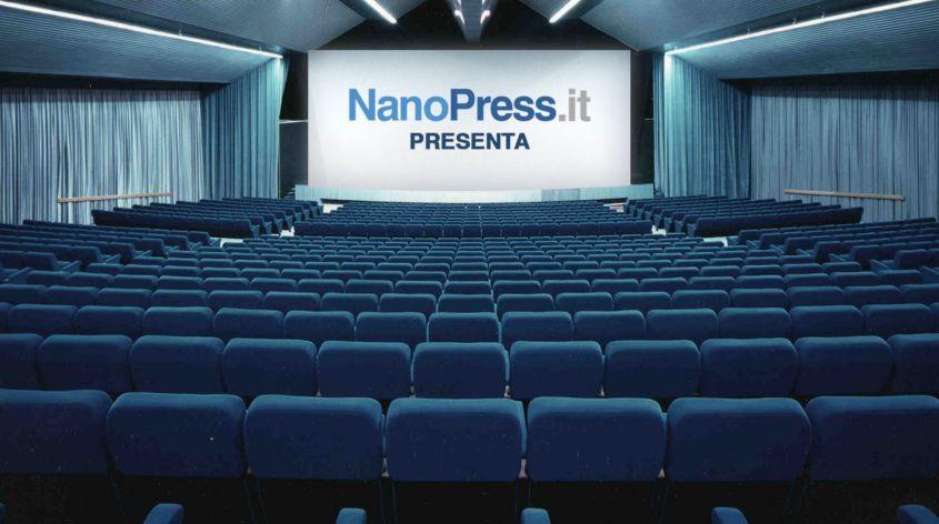 Nanopress Sala cinematografica