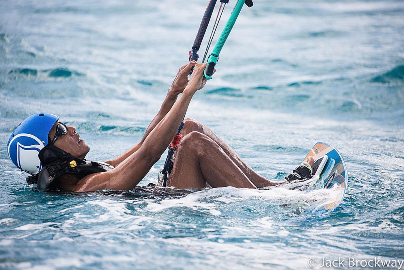 Richard Branson e Barack Obama scherzano in vacanza al mare