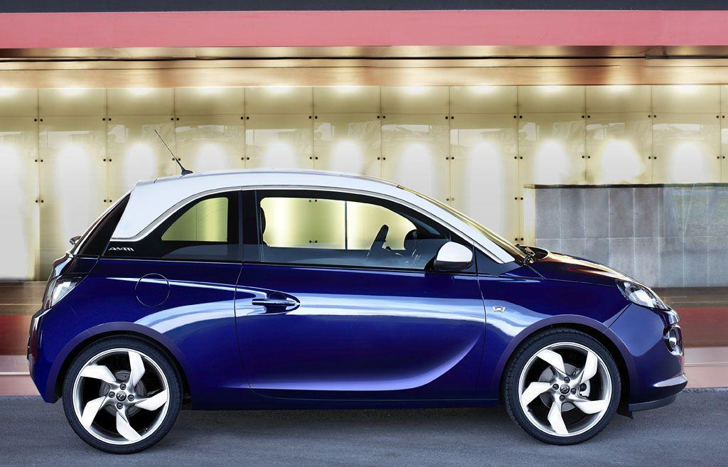 Le migliori auto del segmento A - Opel ADAM