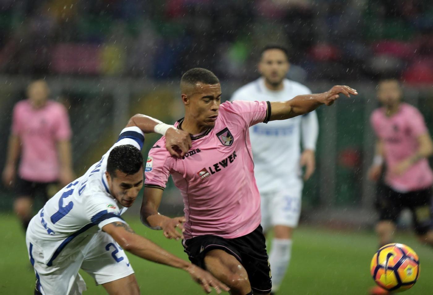 Palermo Inter Serie A Tim 2016/2017