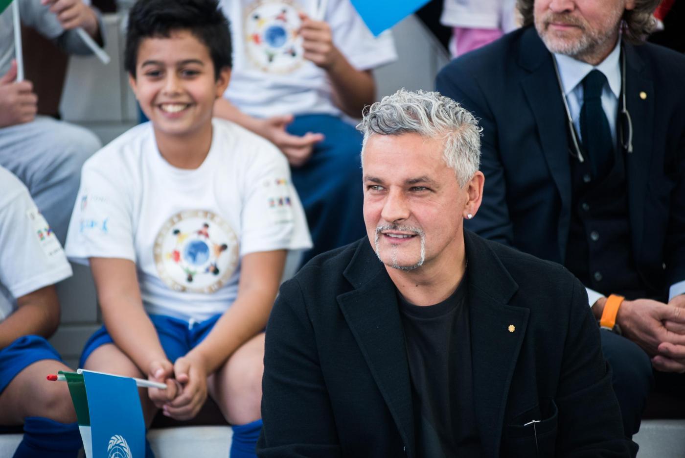 Roberto Baggio 50 anni