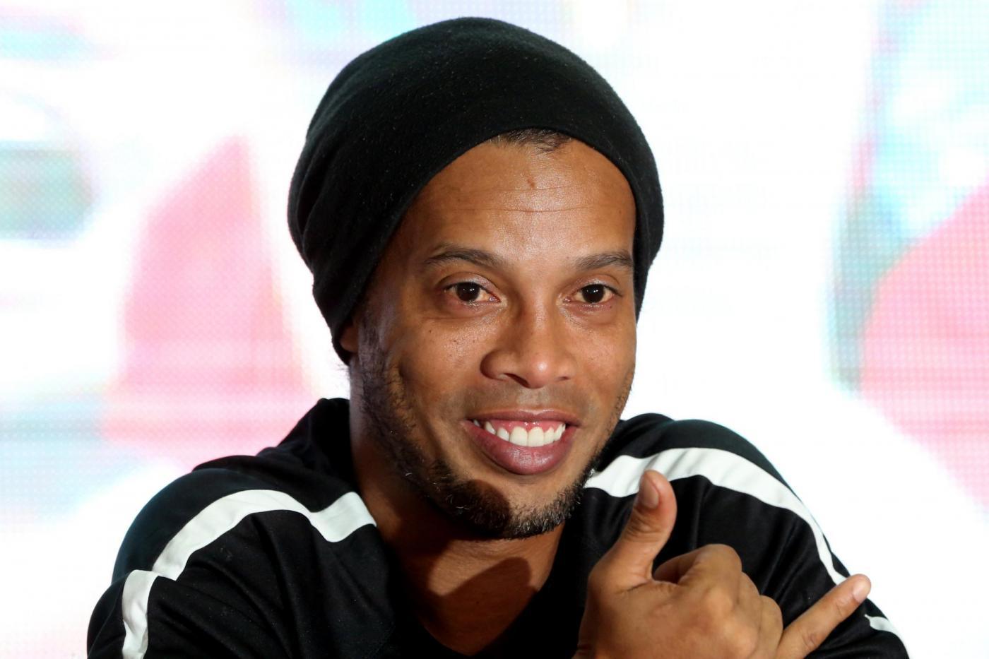 Ronaldinho si ritira dal calcio: i 5 gol più belli della sua carriera