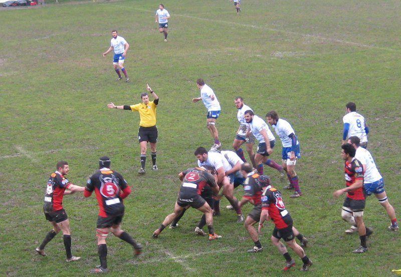 Rugby Arbitro