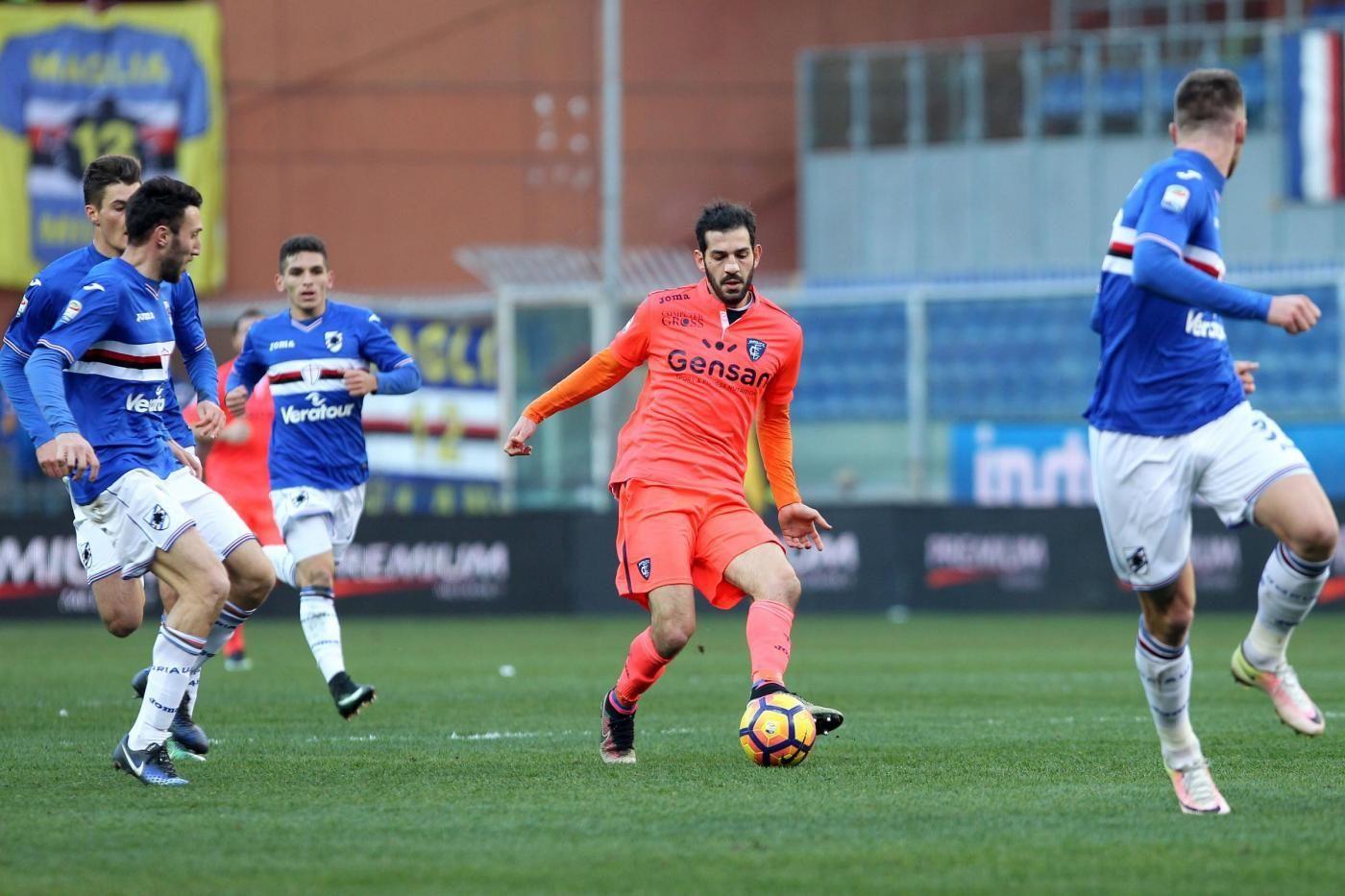 Sampdoria vs Empoli