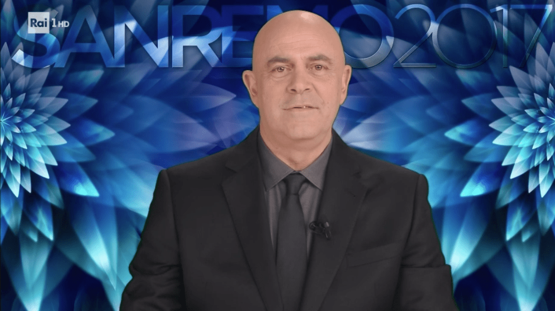 Maurizio Crozza a Sanremo 2017, la copertina della seconda serata sdogana la parolaccia