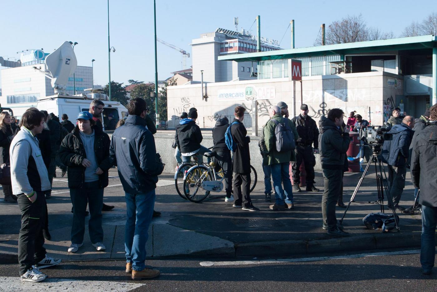 Milano, il luogo dove è stato ucciso il killer di Berlino