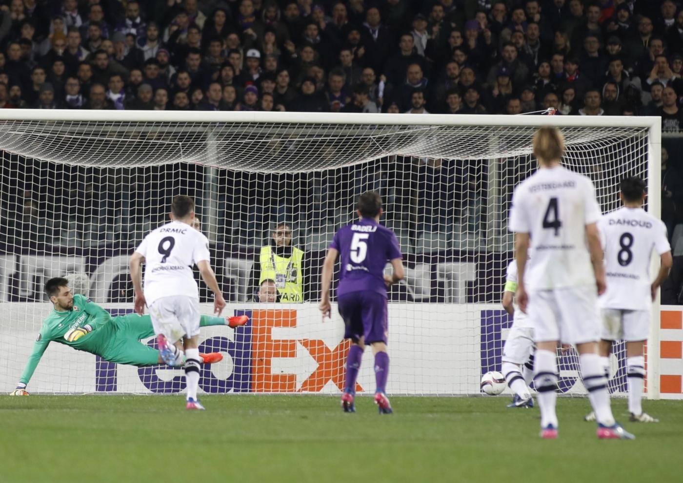Fiorentina-Borussia Moenchengladbach 2-4: pagelle, marcatori, highlights e gol