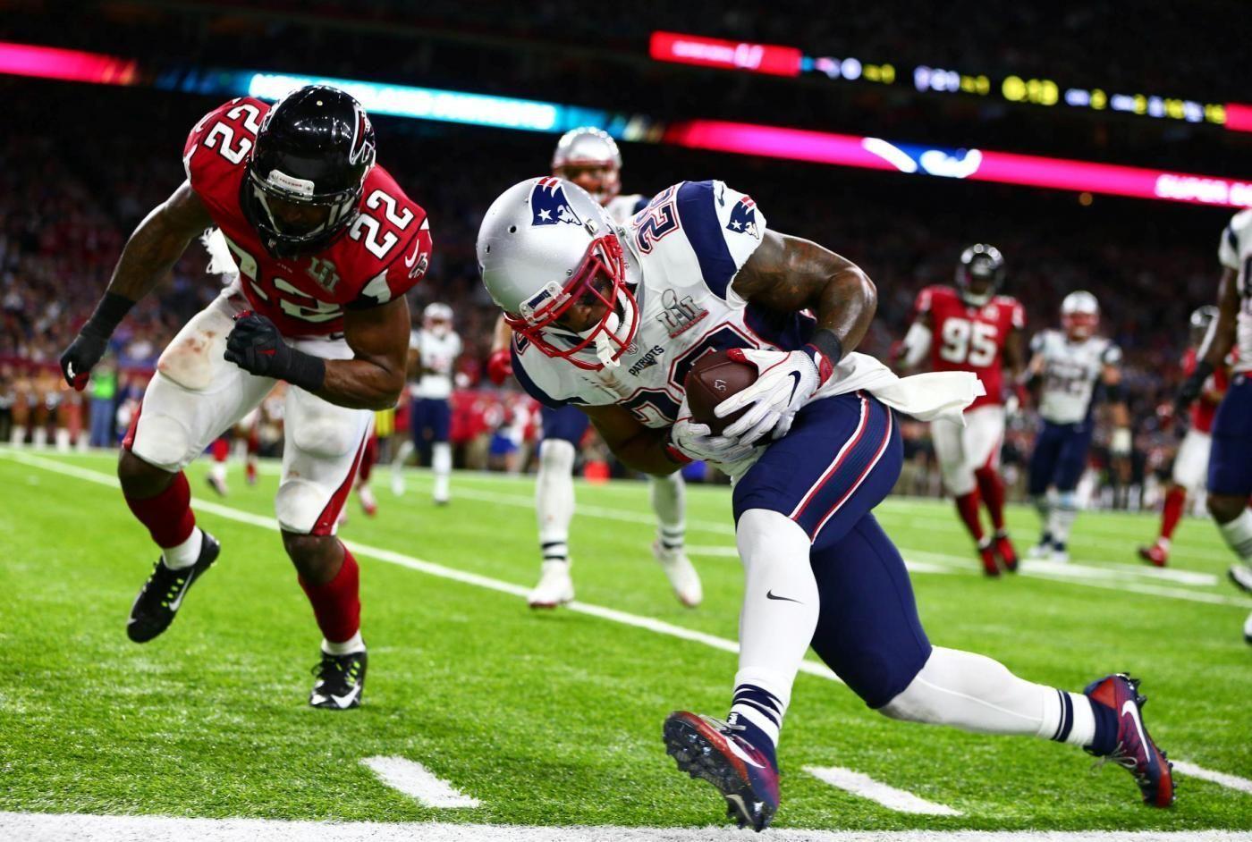 NFL Super Bowl : la vittoria di Patriots