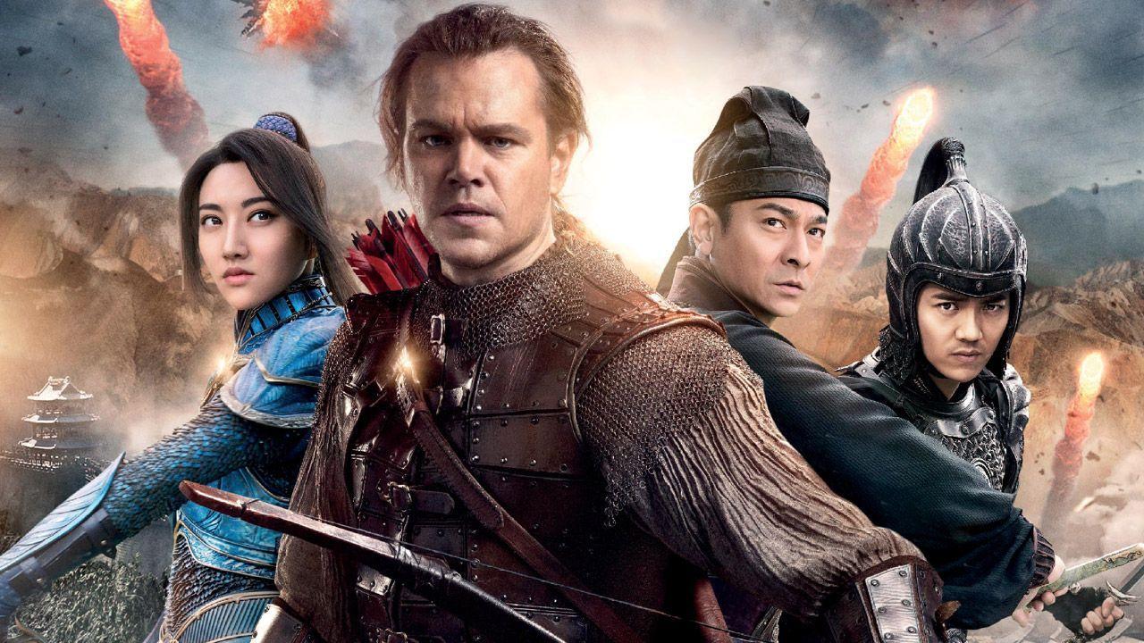 The Great Wall, un fantasy ricco di spettacolo ma povero di trama