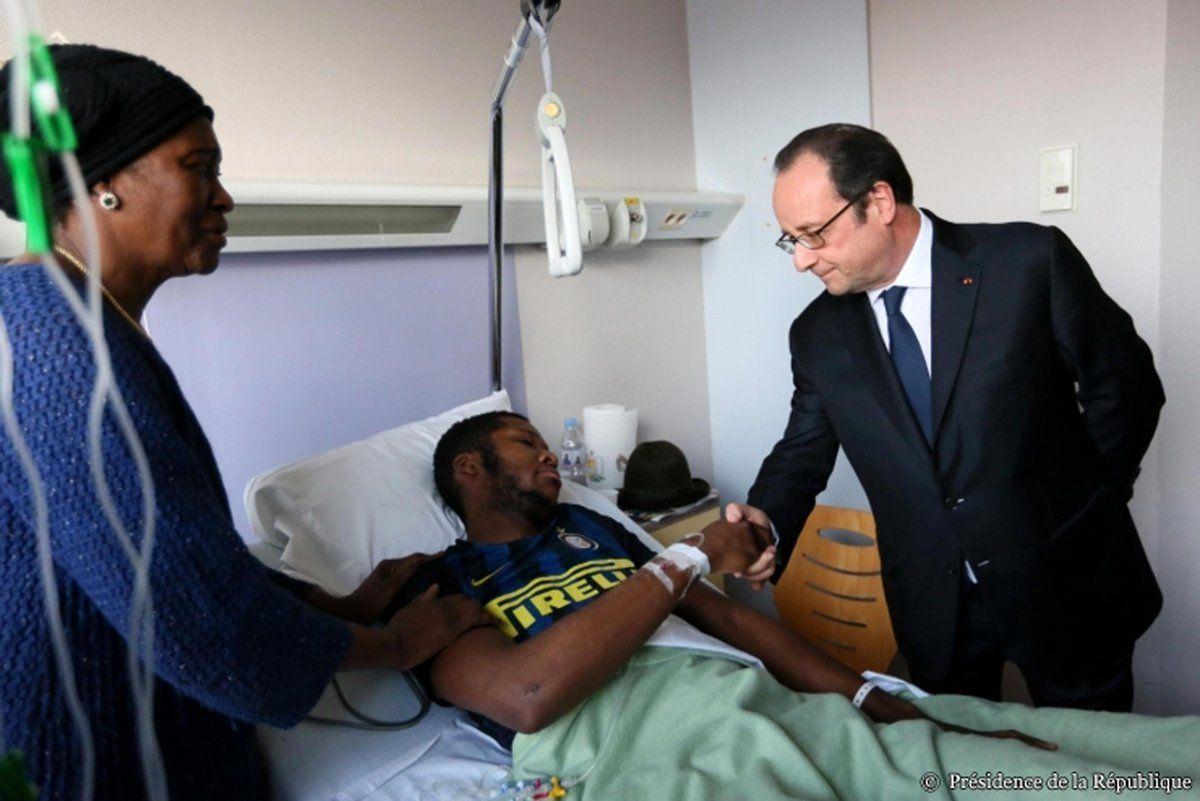 Ragazzo picchiato dalla polizia ospite dell'Inter a San Siro