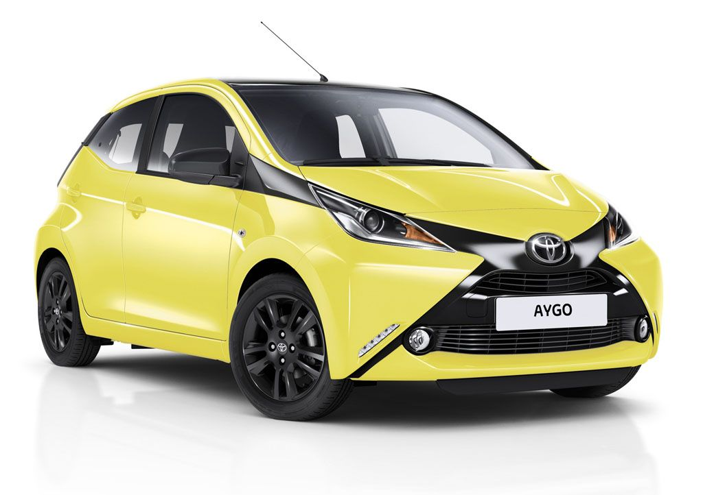 Le migliori auto del segmento A - Toyota Aygo