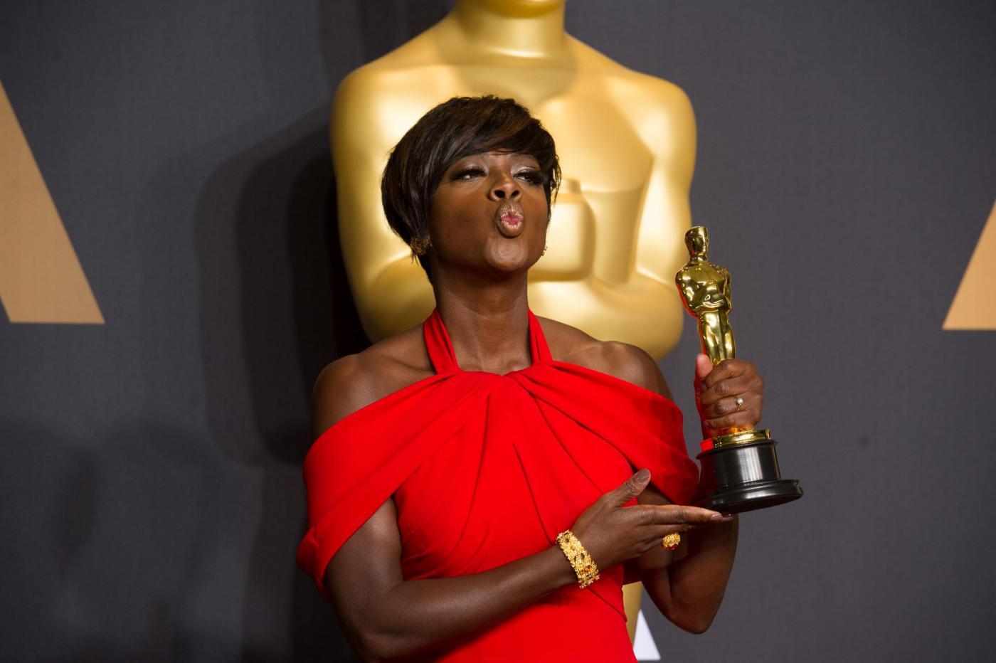 I premiati agli Oscar 2017 a Hollywood