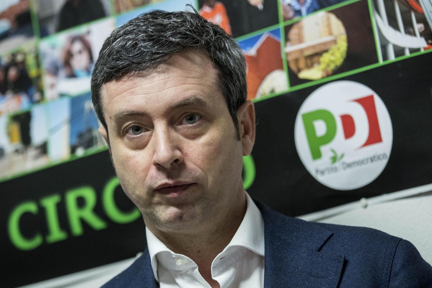 Andrea Orlando annuncia la sua candidatura a segretario del PD