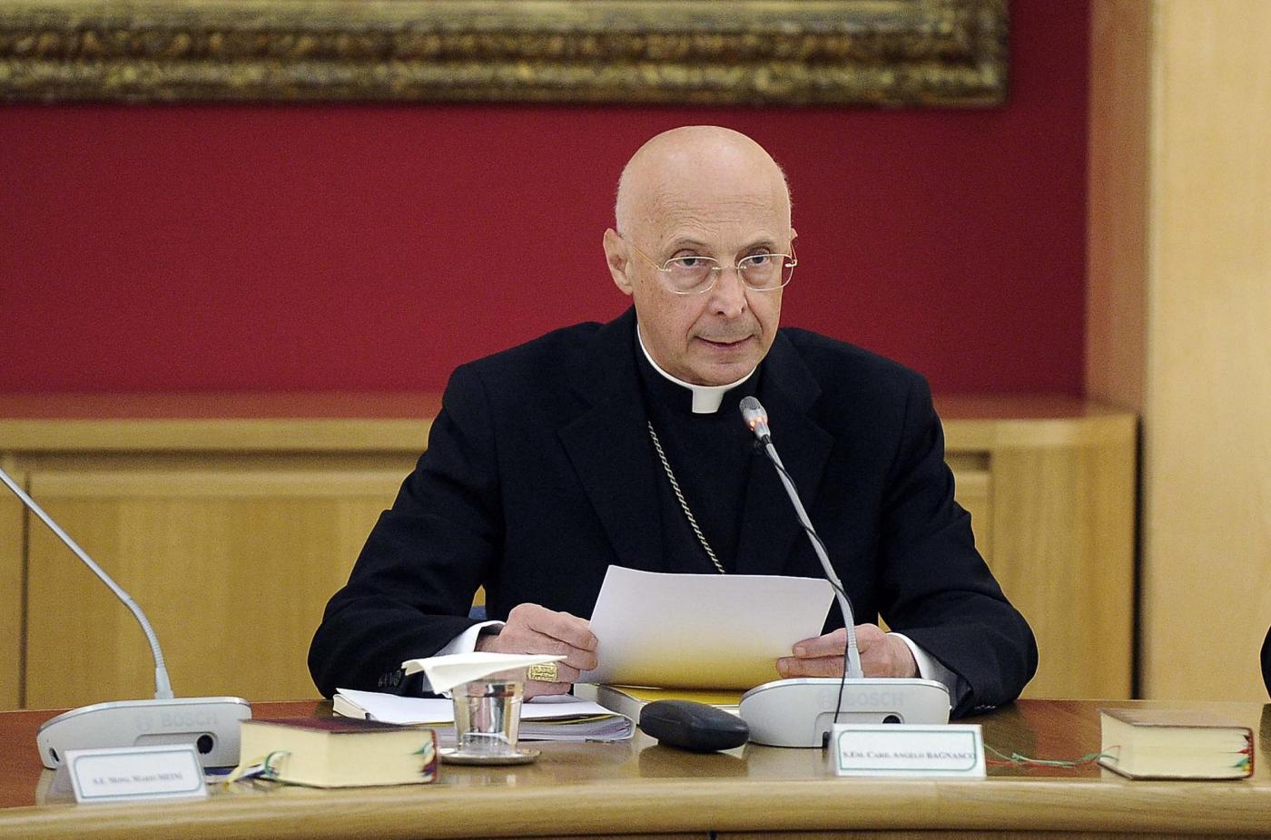 Cardinal Bagnasco
