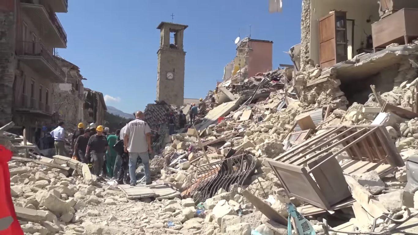 come prevedere terremoti