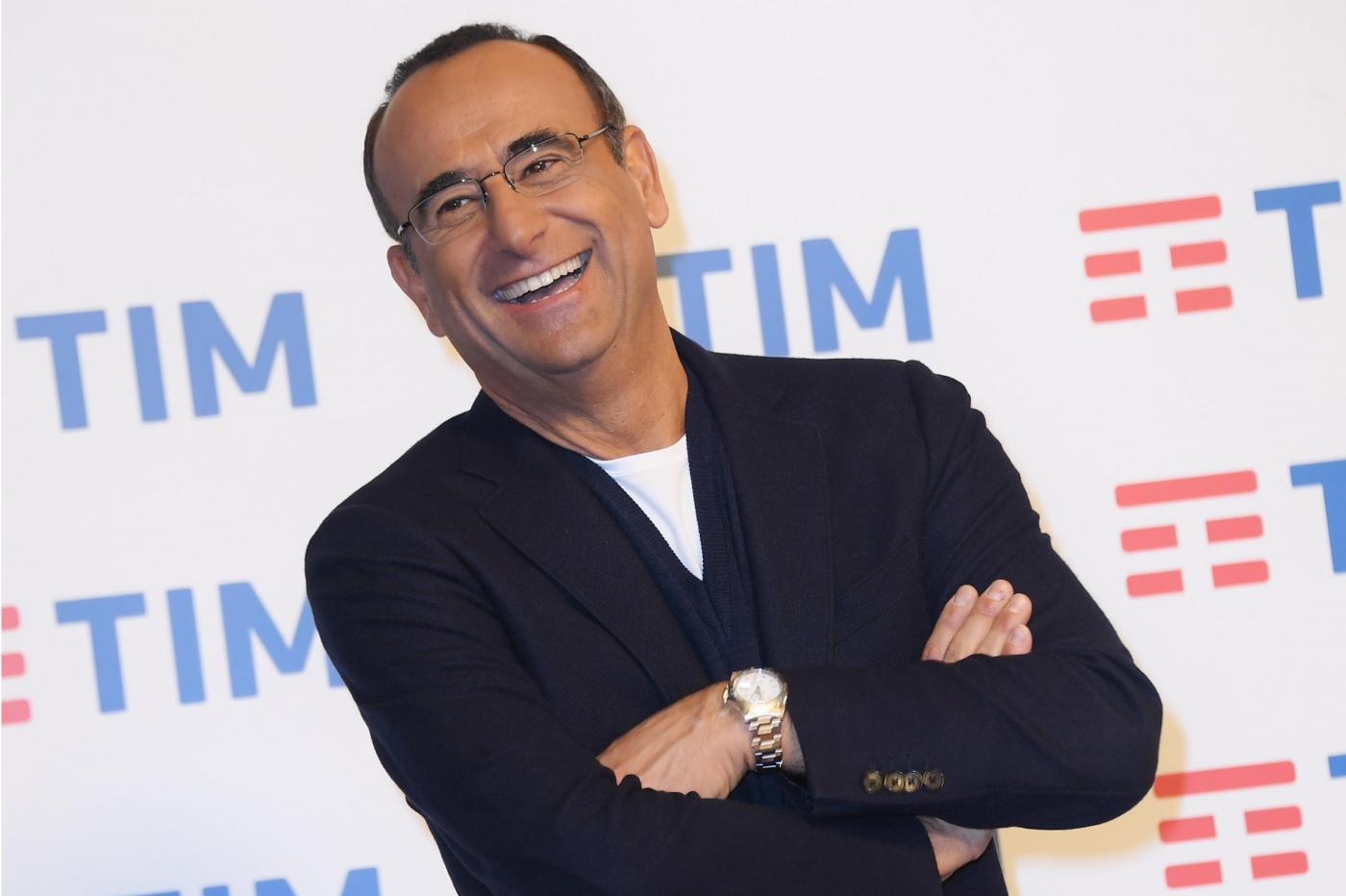Sanremo 2017 Carlo Conti
