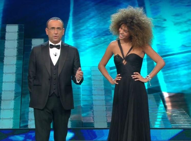 Tina Kunakey Sanremo 2017