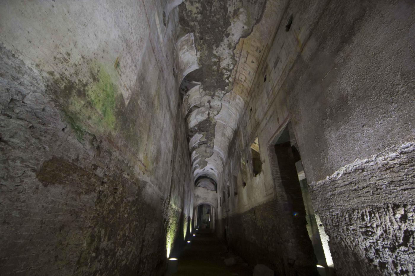 Domus Aurea, viaggio virtuale