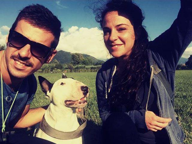 Francesco Gabbani: la fidanzata è la tatuatrice Dalila Iardella