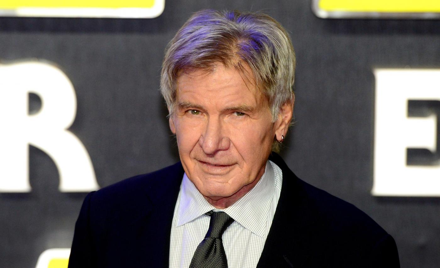 Harrison Ford aereo