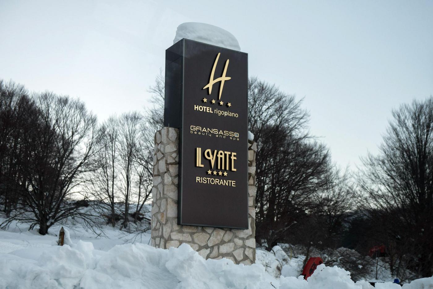 Hotel Rigopiano: la tragedia diventa una fiction di quattro puntate