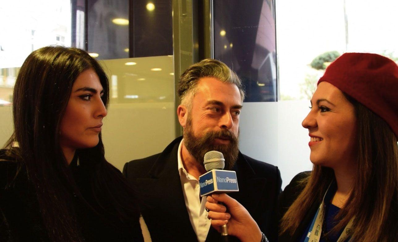 Sanremo 2017 Ildo Damiano e Giulia Salemi intervista