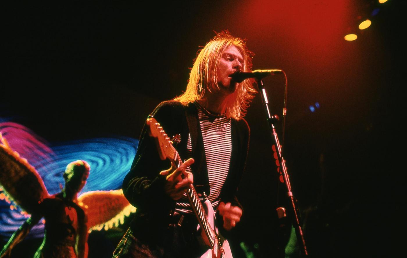 Kurt Cobain frasi famose