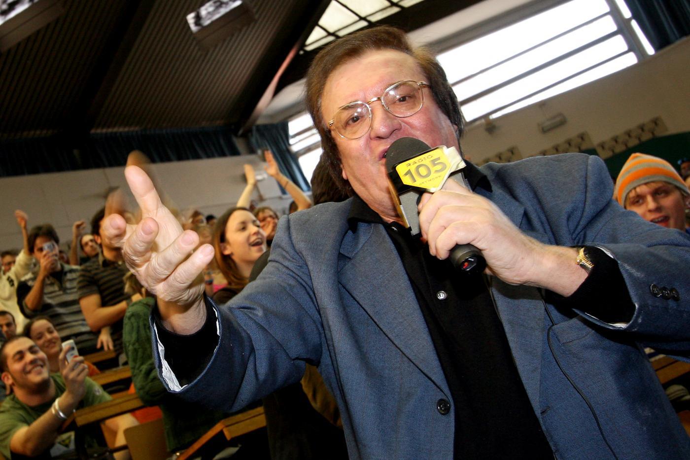 Morto Leone di Lernia: il cantante di origini pugliesi aveva 78 anni