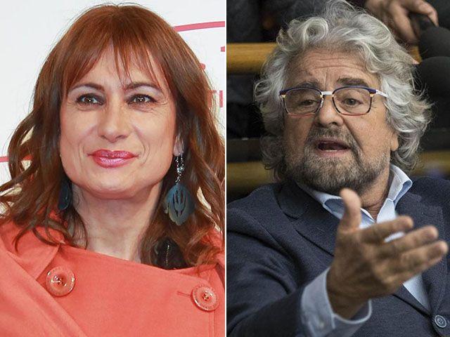 Luxuria contro Beppe Grillo: 'È un omofobo, la sua satira nasconde odio'