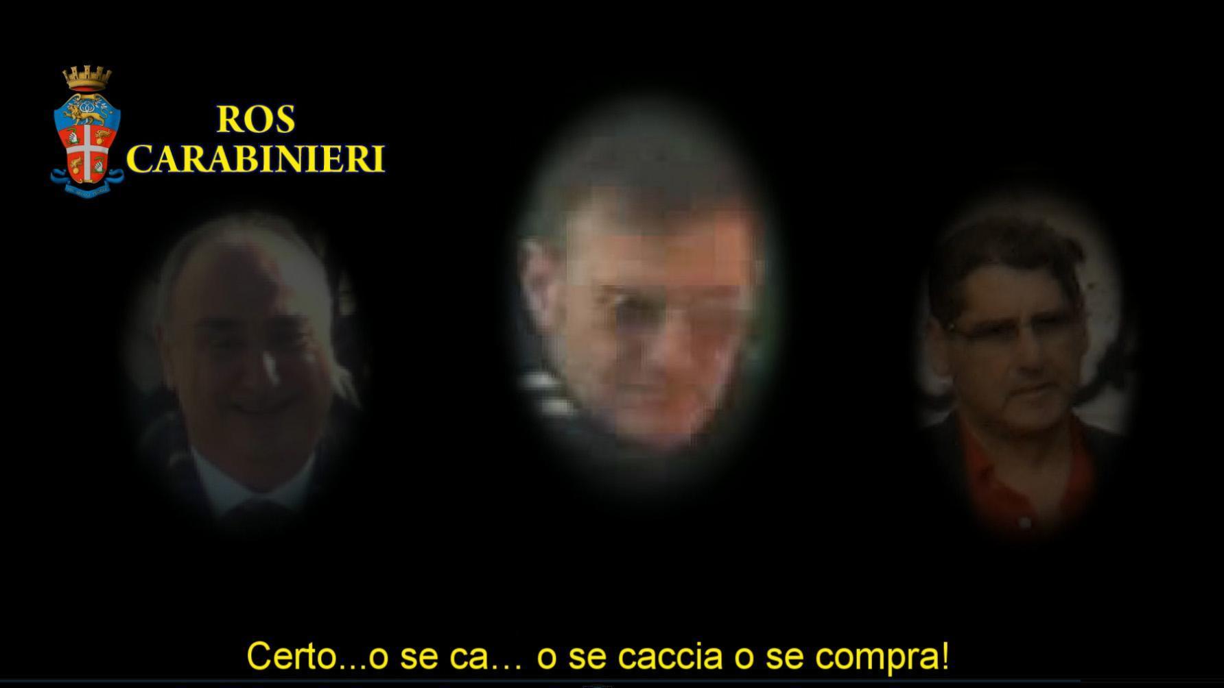 Mafia Roma: Carminati, funzionario o si caccia o si compra