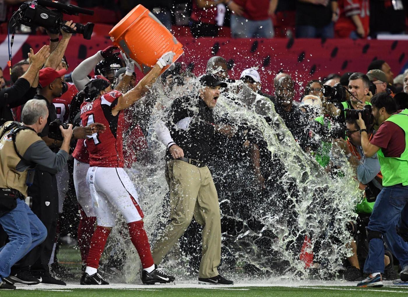 NFL, gli Atlanta Falcons si aggiudicano la NFC Championship e volano al Superbowl