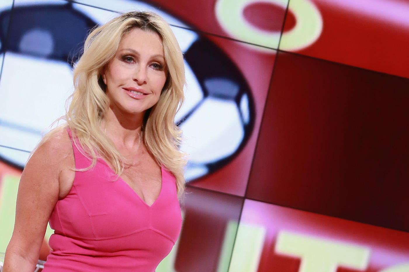 Paola Ferrari contro Rai 2