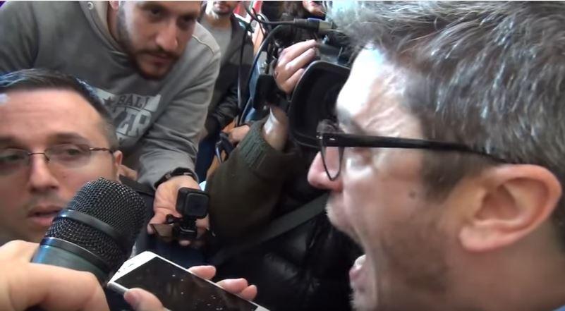 Pif contro Crocetta: quando i giornalisti hanno perso le staffe in diretta