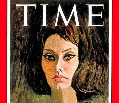 Gli italiani sulla copertina del Time: da Berlusconi a Sophia Loren