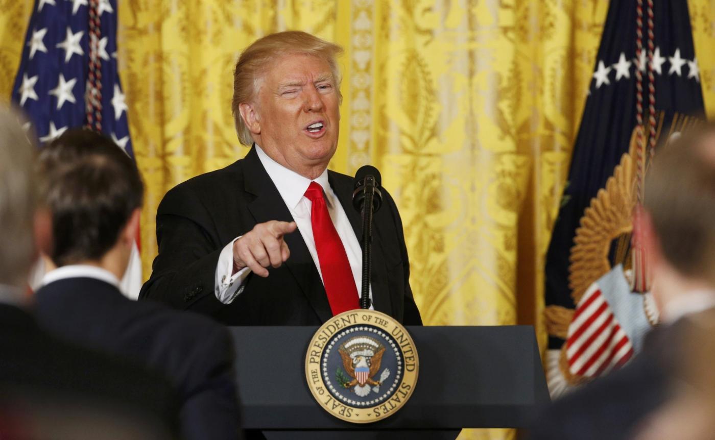 Trump, l'ammiraglio Harward rifiuta la proposta di sostituire Flynn