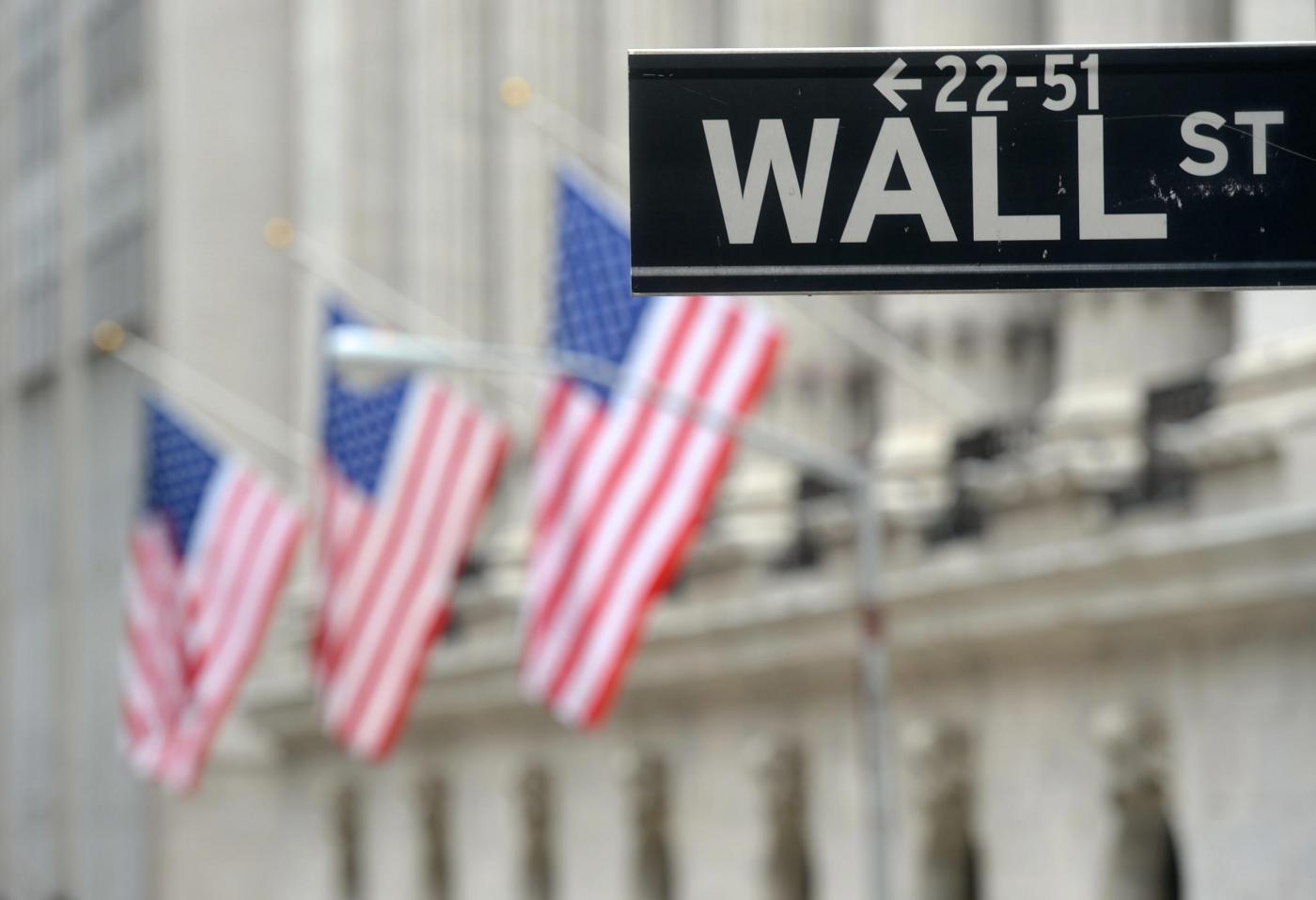 Wall Street il cuore dell'economia mondiale