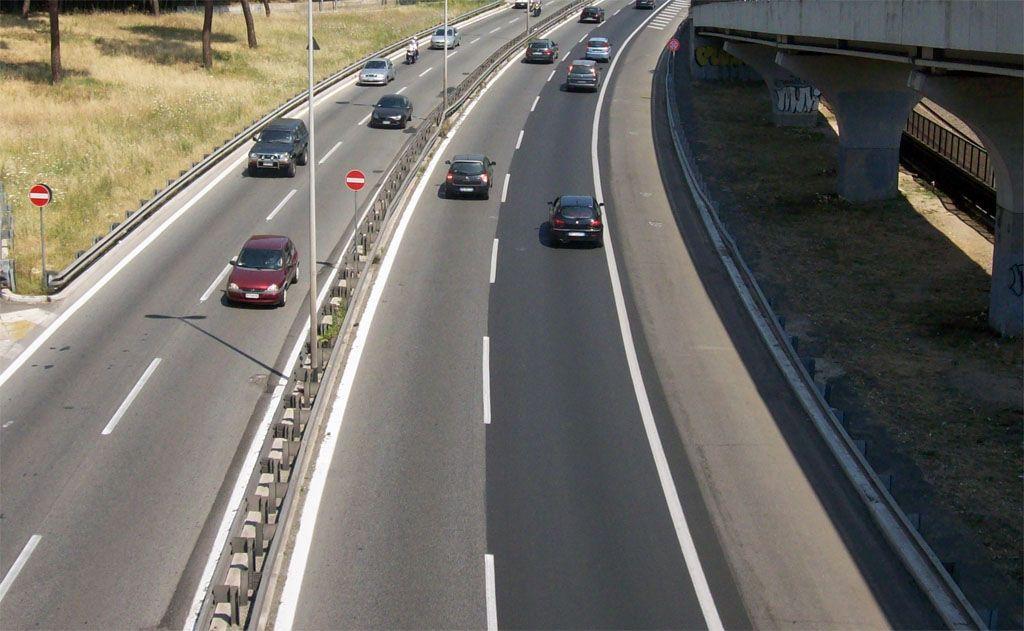 Le 100 strade più pericolose d'Italia: la classifica