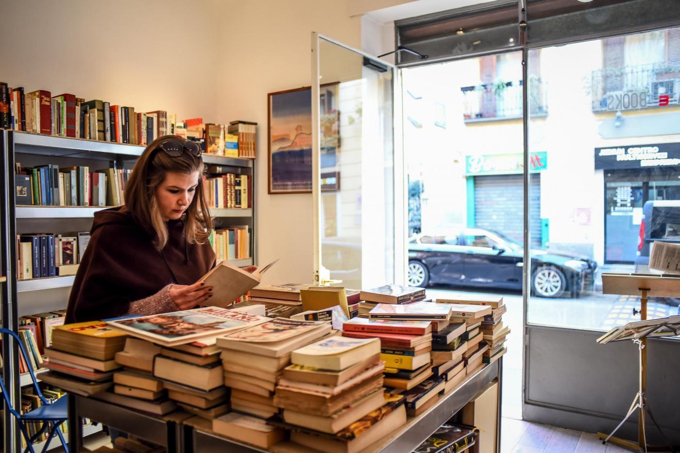 8 marzo, libri