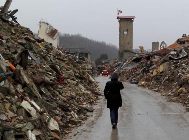 Terremoto: ad Amatrice consegnate le prime 25 casette