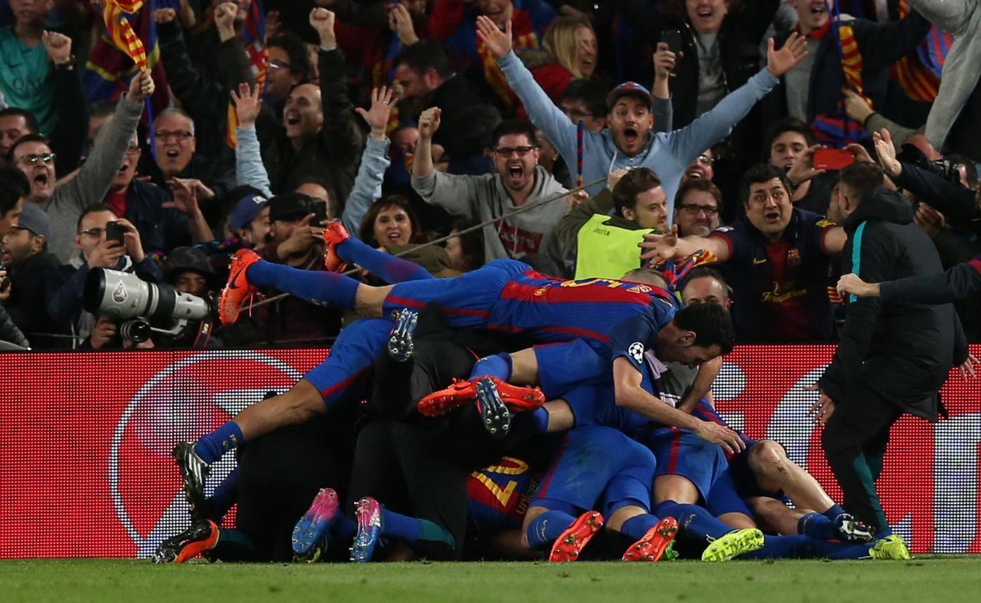 Barcellona-Psg: highlights e gol dello storico 6-1 nella remuntada blaugrana