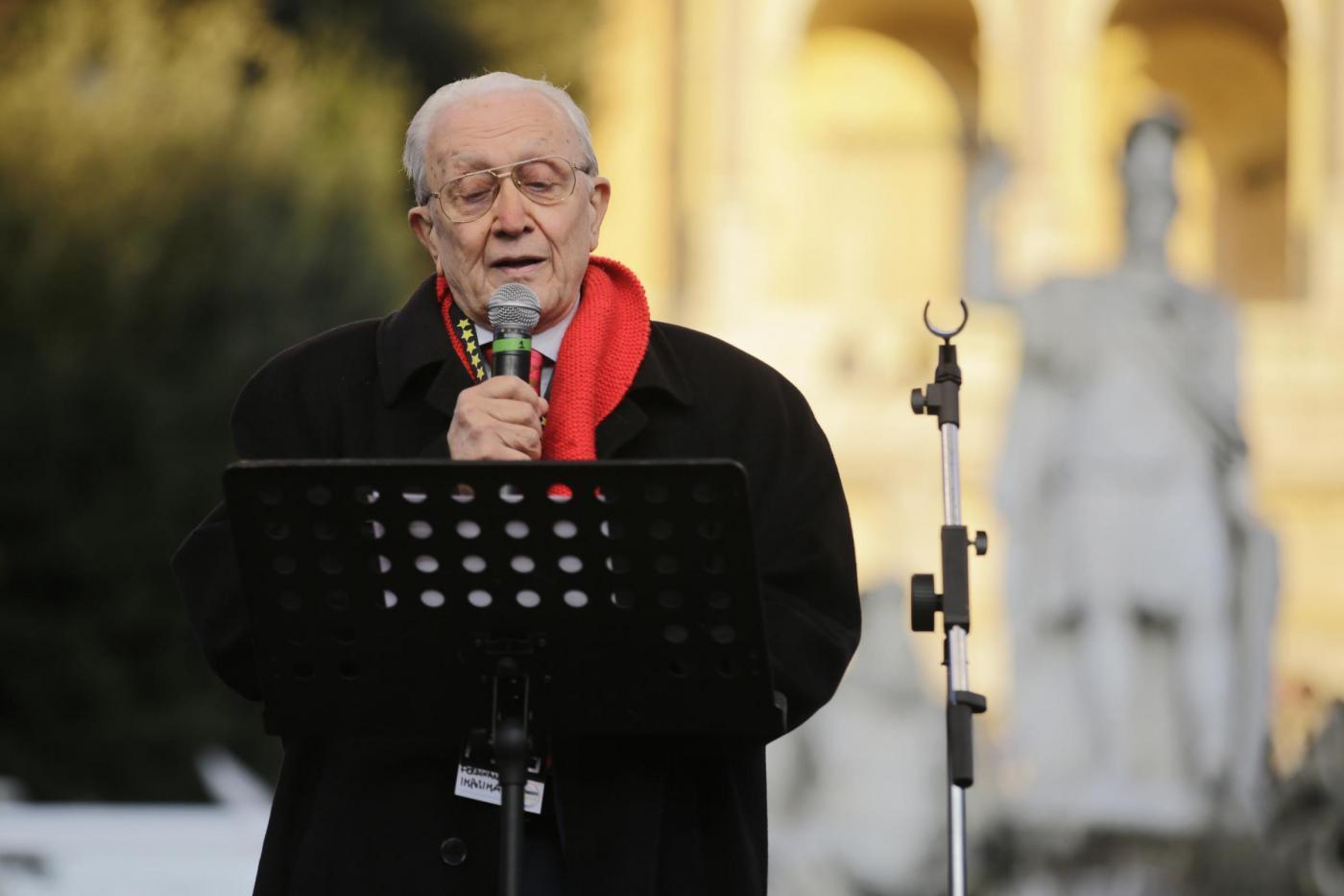 Roma, manifestazione del Movimento 5 Stelle