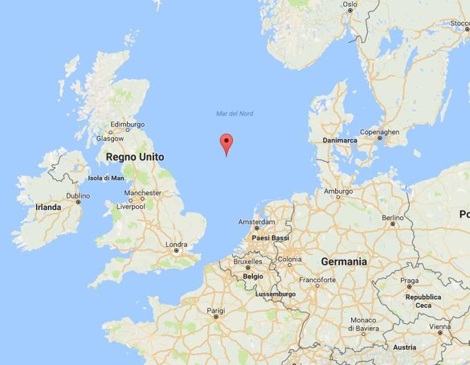 Isola artificiale nel Mare del Nord: produrrà energia pulita