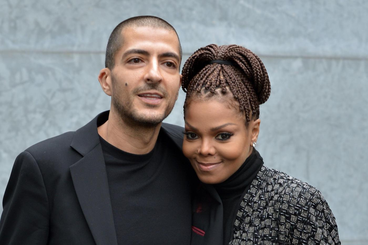 Janet Jackson divorzio Wissam Al Mana