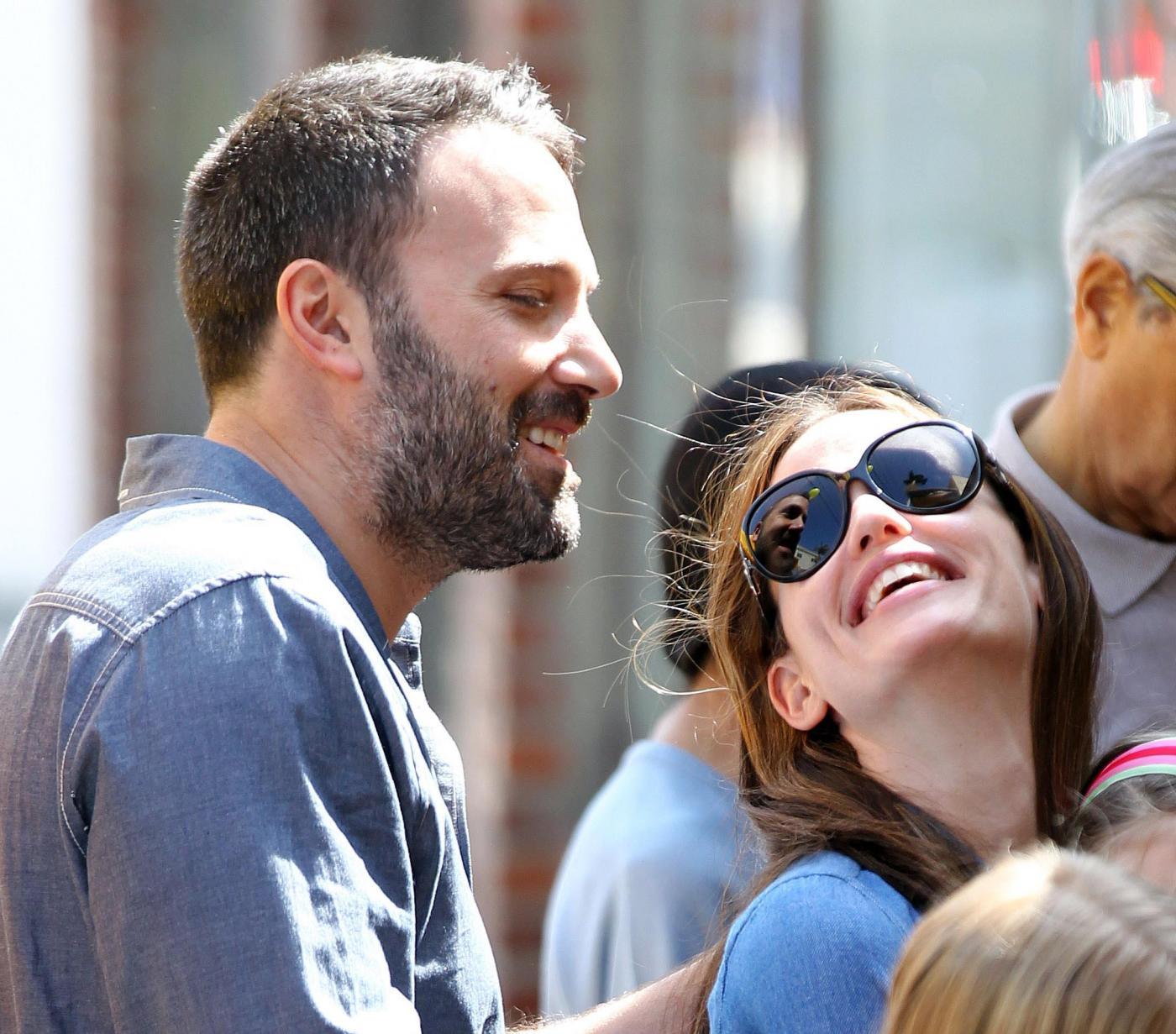 Ben Affleck e Jennifer Garner, niente divorzio