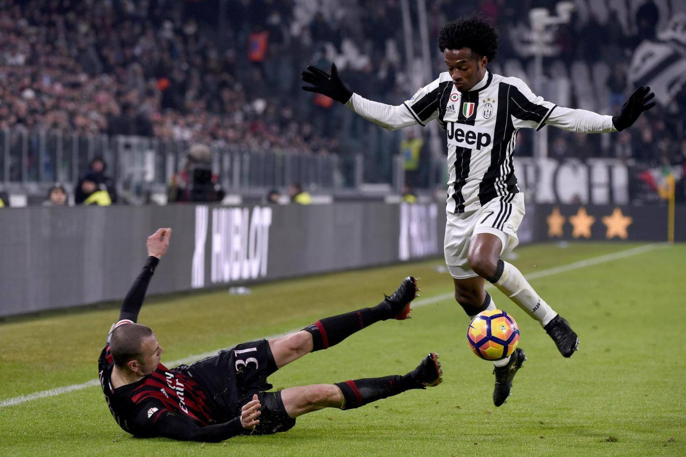 Juventus-Milan: dove vederla in TV e in streaming su tablet e smartphone