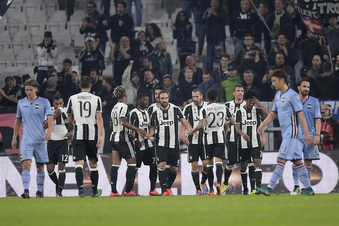 Udinese-Juventus: dove vedere la partita in tv, su tablet e telefono
