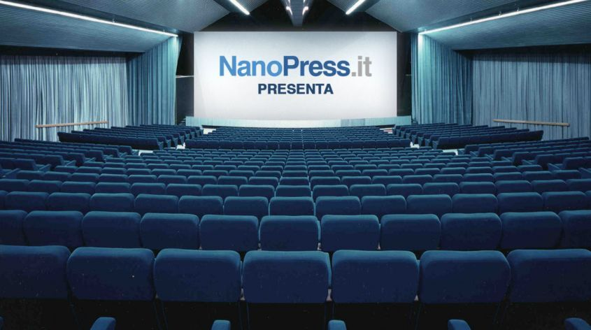 Nanopress Sala cinematografica