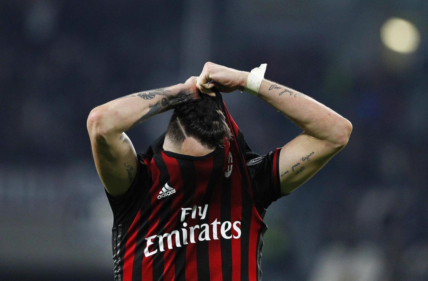 Juventus-Milan: quali sono stati i danni agli spogliatoi causati dai milanisti