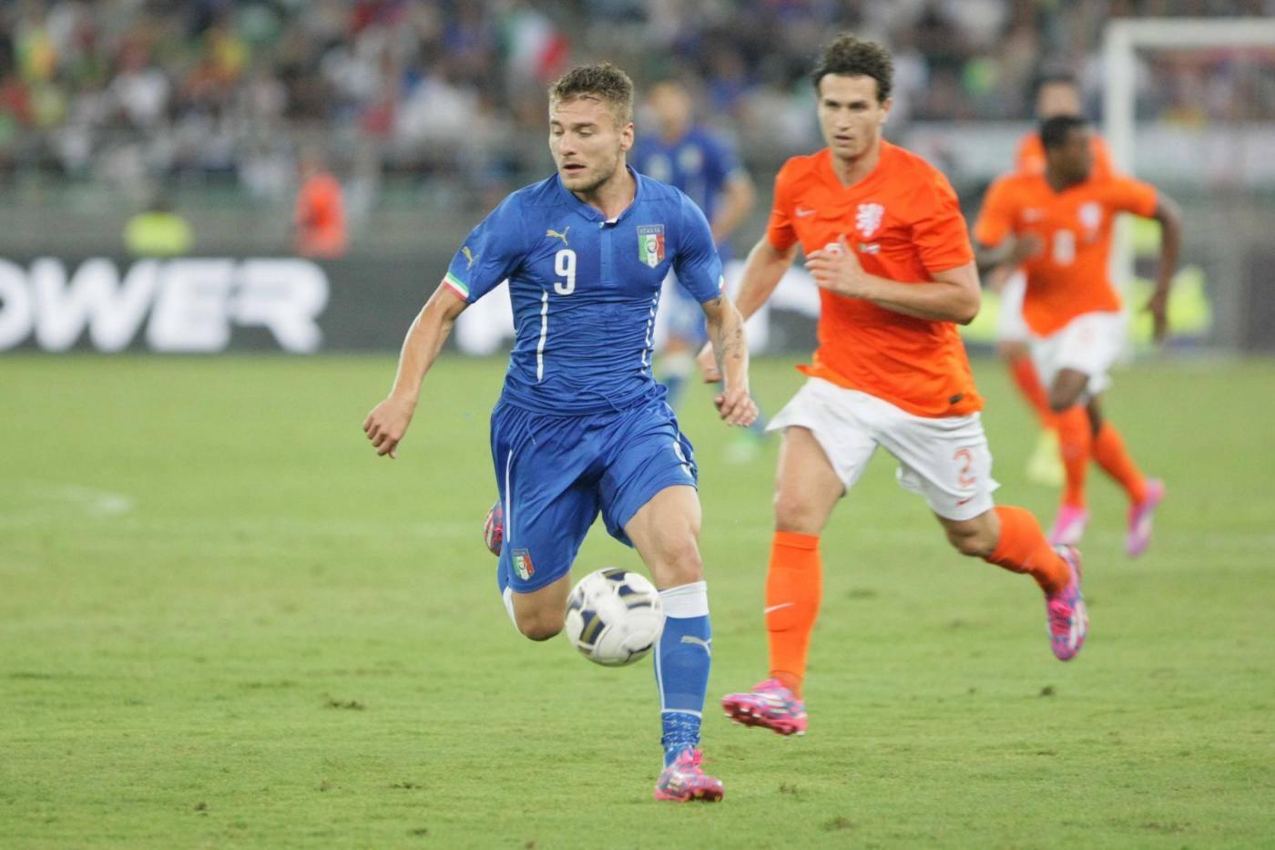 Italia vs. Olanda Amichevole FIFA per Nazionali 2014
