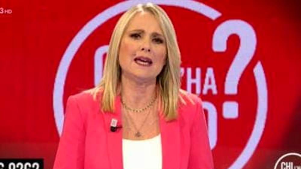 Chi l'ha visto, Federica Sciarelli furiosa in diretta tv: 'Sei Michele Caruso? Ti denuncio'
